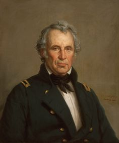 President Zachary Taylor was the 12th president of the United States and he served from March 1849 until his death in July 1850. He spent 40 years in the U.S. Army and served as a general during the Mexican-American War and the War of 1812.
