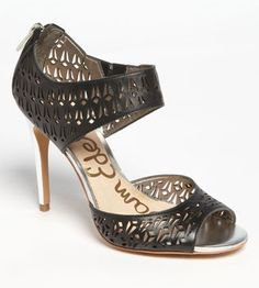 Lace cutout sandals @Nordstrom  http://rstyle.me/n/fqtj2nyg6