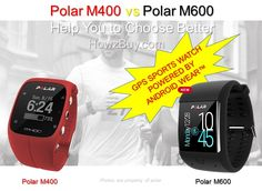 Polar M400 vs Polar M600 specs & Functional comparison, whether spend $150 more for M600 ? Android Wear compatibility with iPhone, swimming, golf get detail
