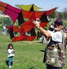 Hideaway Pizza founder Richard Dermer was President of the American Kitefliers Association, which is why vintage kites appear in every restaurant.