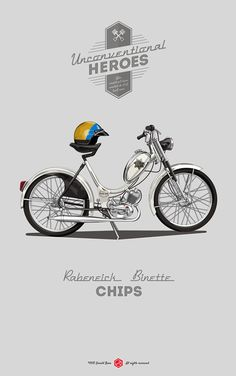 UnconventionalHeroes - CHiPs on Behance