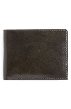 Slimfold Leather Wal