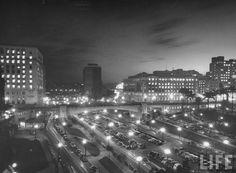 SÃO PAULO My city in 1947 by Dmitri Kessel   (Life)