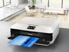 Canon PIXMA MG7550 All-in-One Wi-Fi Printer