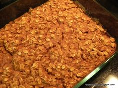 buttercup squash baked oatmeal