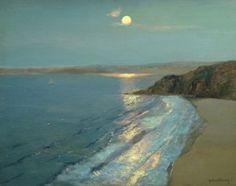 Pentreath () Julius Olsson (Inglaterra, 1864-1942)