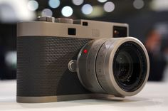 Leica strips display from digital camera in 60th anniversary return to basics | The Verge
