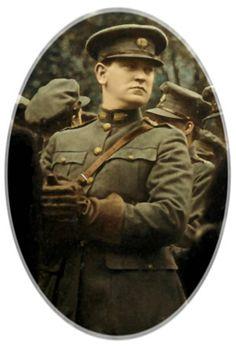 General Michael Collins - Ireland Irish Independence, Michael Collins, Freedom Fighters, Irish Men, Rest In Peace, A Good Man, History, Genealogy, Ireland