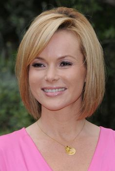 Latest Cute Short Straight Bob Hairstyle with Bangs for Women | Hairstyles Weekly