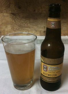 Hefeweizen - I need a fountain that waterfalls  into a pool, that flows into a moat around my house, containing this beer.