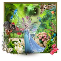 """""""the butterfly fairy"""" by ilona2010 on Polyvore"""