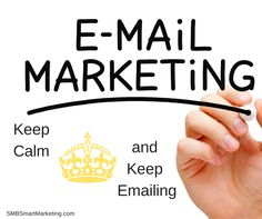 """All through 2012, the buzz was """"E-Mail Marketing is Dead!"""" Now, most articles are about why Email Marketing is Supreme for Small Business! HUH...?"""