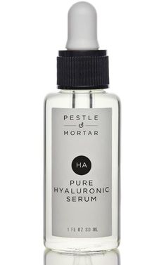 Pestle & Mortar Pure Hyaluronic Serum hydrates and soothes even the most sensitive skin while smoothing fine lines and restoring youthful elasticity. Skin Serum, Face Serum, Amazon Beauty Products, Pure Products, Best Hyaluronic Acid Serum, Peach And Lily, Best Serum, Glass Skin, Beauty Care