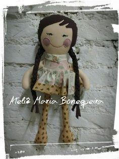 Ateliê Maria Bonequeira Fofa!!