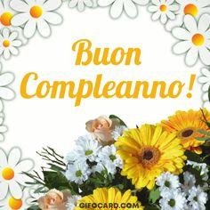 Happy Birthday In French, Spanish Birthday Cards, Birthday Messages, Birthday Greetings, Birthday Wishes, Birthday Gifs, Congratulations, Party, Animated Gif