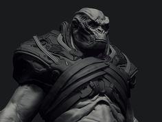 here my 3 concept of alien apes   I will be ready soon for illustrative  and keyshot renders !