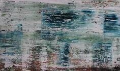 """Saatchi Art Artist Koen Lybaert; Painting, """"abstract 1101 [Iceland]"""" #art"""