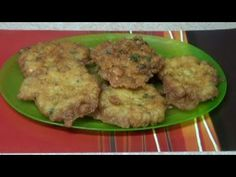 Appetizer: Cod fish fritters * Frituras de Bacalao como aperitivo estilo cubano (Video). | The History, Culture and Legacy of the People of Cuba