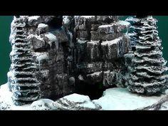 How to built a winter waterfall http://www.lizard-landscapes.com/