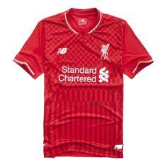 Camiseta Liverpool 2015 2016 primera