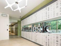LOGO   Autodesk Milano Offices / Goring & Straja Architects