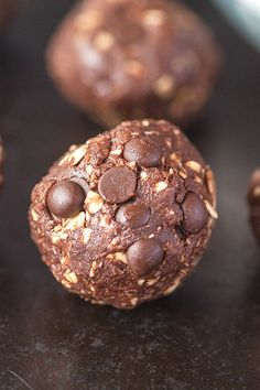 Nutella Breakfast Cookie Dough