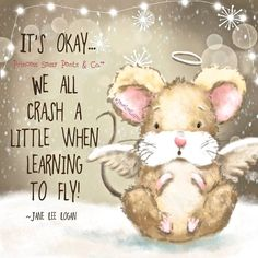 """We all crash a little when learning to fly."""" Princess Sassy Pants & Co Positive Thoughts, Positive Quotes, Motivational Quotes, Inspirational Quotes, Sassy Quotes, Cute Quotes, Smart Quotes, Princess Quotes, Sassy Pants"""