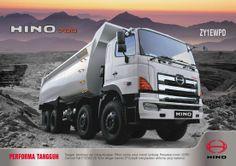 #digital imaging/hino truck