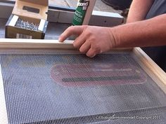 The Viking shares with us this week how easy it is to build your own bottom boards for your bee hives. I Love Bees, Birds And The Bees, Bee Hive Plans, Beekeeping Equipment, Buzz Bee, Raising Bees, Bee Boxes, Backyard Beekeeping, Bee Art