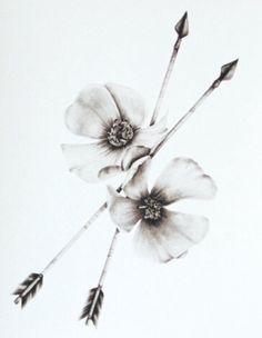 Rose & Arrows
