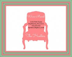 Free Change of Address Printables - Home Stories A to Z