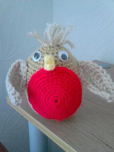 robin - crochet