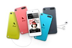 Apple unveils new iPod touch with 4-inch display, Siri