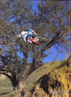 jean-Michel Bayle, arguably the most single-most talented and versatile rider in motocross history. JMB still holds a record of three major titles in one season (1991 Supercross, 250 Motocross, 500 Motocross), a feat that will likely never be challenged.