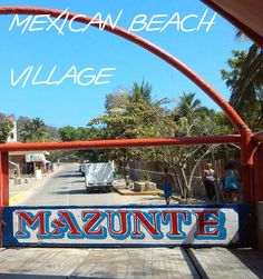My favourite place in Mexico? Mazunte!  Lovely locals, hippie community, lots of yoga, beautiful beaches, meditation retreats, oh and so much more. Mazunte taught me how it feels to be homesick! Check my blog post if you want to go! :) What's your favourite place in Mexico?
