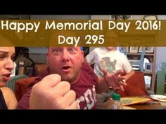 Happy Memorial Day 2016   Day 295   Finding Wende
