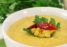 Raw Corn Soup
