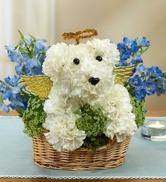 1-800-Flowers - All Dogs go to Heaven By 1800Flowers - http://yourflowers.us/1-800-flowers-all-dogs-go-to-heaven-by-1800flowers/