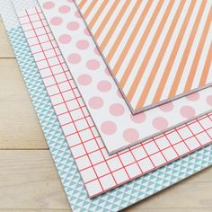 .: Holamama shop - All you need for a crafty life :. - Bloc papeles & cartulinas, Graphic, 30 hojas Bloc papeles & cartulinas, Graphic, 30 hojas
