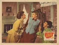 Lobby Card from the film The Shocking Miss Pilgrim