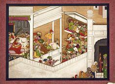 Celebrations. Birth of Krishna. Natl. Museum, Delhi. @DalrympleWill @ambrin_hayat @Chemburstudio @zpr27
