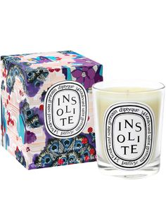 Diptyque Insolite Candle Limited Edition | Liberty.co.uk  It's probably a very good thing that I don't live in London.