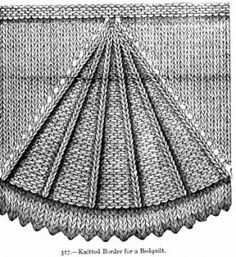 Lessons in Knitting from the year 1870 || A fabulous collection of stitches for popular project types. #patterns