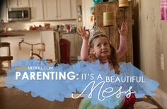 � We all want to be great parents. As a parent of five grown children, I can tell you it takes hard work. And, it's sometimes messy. Parenting is a beautiful mess! [Click to Tweet] The new movie,Moms' Night Out,captures this idea perfectly. I've seen it several times and can tell you the message it […]