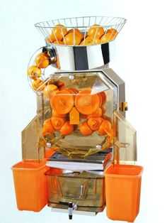 2200.00$  Buy here - http://alibxj.worldwells.pw/go.php?t=32602966053 - Free shipping Large output and fast speed Automatic Industrial Orange Juice Lemon extractor