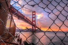 Golden Gate, Escape by Ali Erturk on 500px