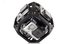 GoPro Spherical Camera Frame Unveiled