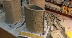 slab pottery Carly Hollabaugh Ceramics (C) September 2, 2013.