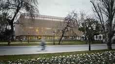 Sports Facility / Batlle i Roig Arquitectes | ArchDaily