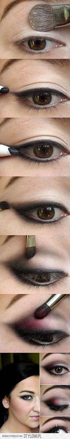 24 Smokey Eyes0fba0c8   DIY